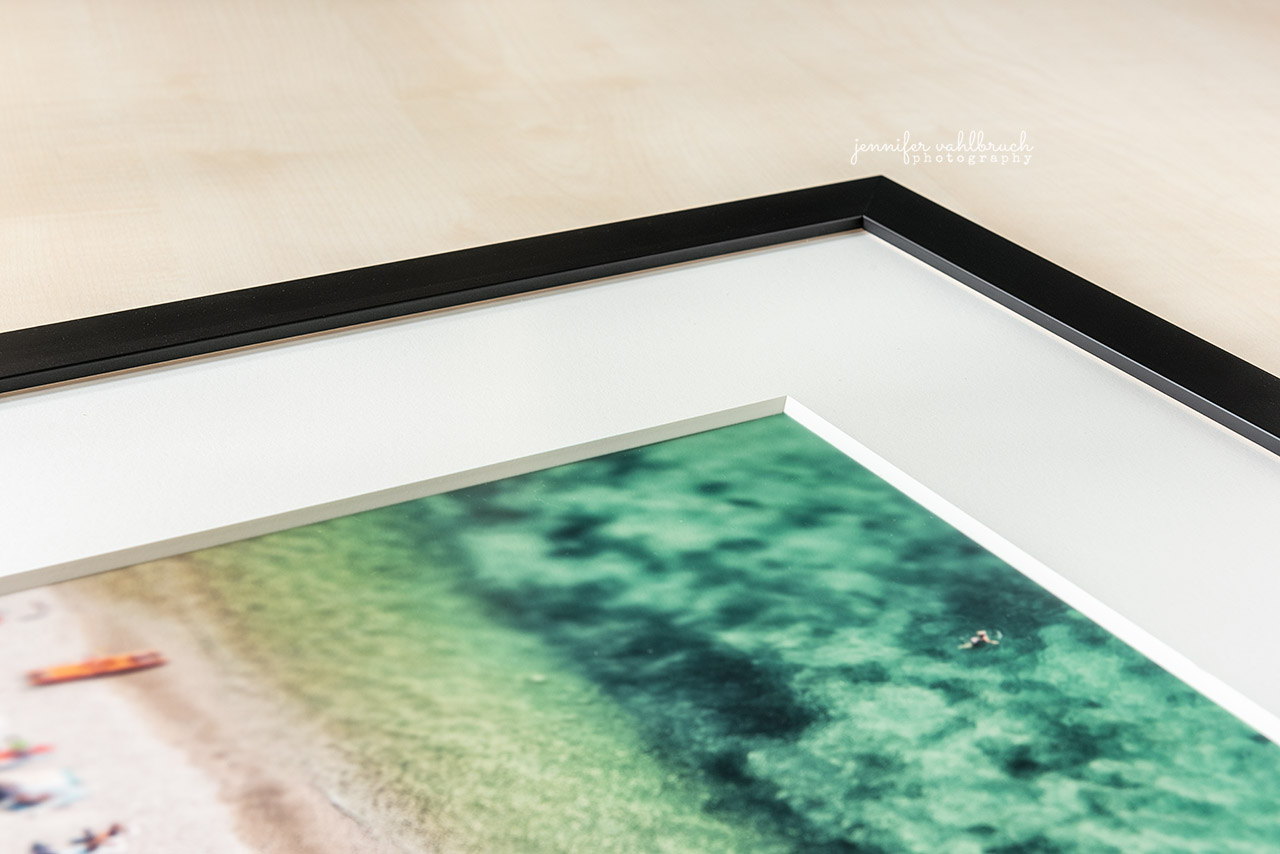 Sample Image Framed Mat Board - Jennifer Vahlbruch