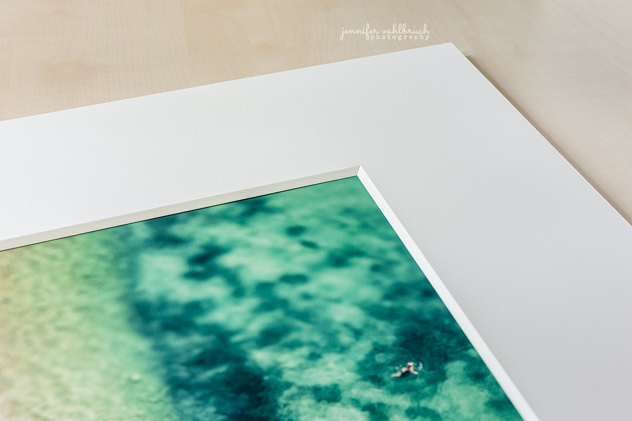 Sample Image Mat Board - Jennifer Vahlbruch