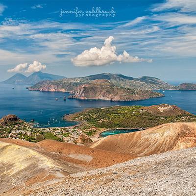 Aeolian Islands Fine Art Photography Prints - Jennifer Vahlbruch
