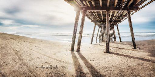 Imperial Beach Pier - Jennifer Vahlbruch