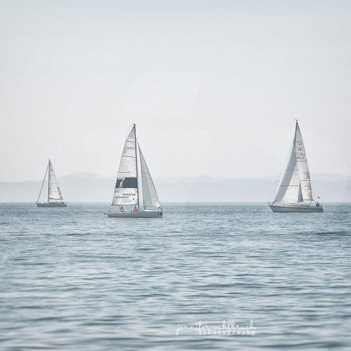 Sailing Lake Constance #2 - Jennifer Vahlbruch