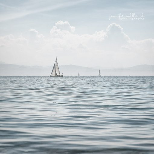 Sailing Lake Constance #3 - Jennifer Vahlbruch